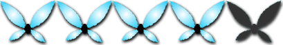 4 Butterfly Rating   Book Review by Dana Pittman