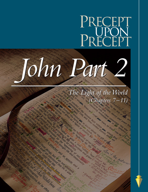 Precept Upon Precept John Part 2 with Dana Pittman