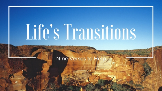 Dana Pittman | 9 Verses | Life Transitions