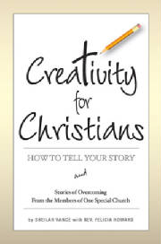 Creativity for Christians by Shelia Vance | Book Review by Dana Pittman