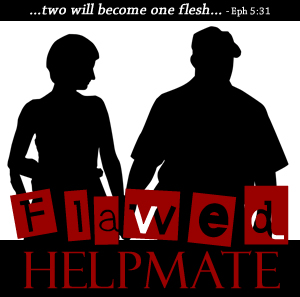 Flawed Helpmate by Dana Pittman