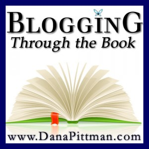 Blogging Through the Book with DanaPittman.com