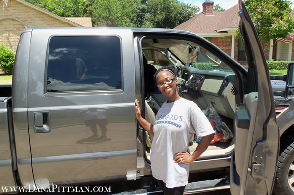Dana Pittman Traveling to She Speaks Conference 2012