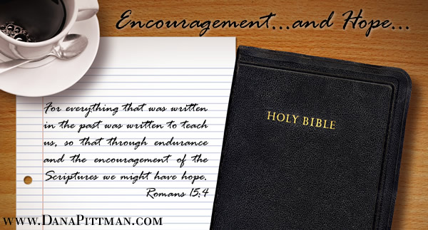 Read the Bible by Dana Pittman