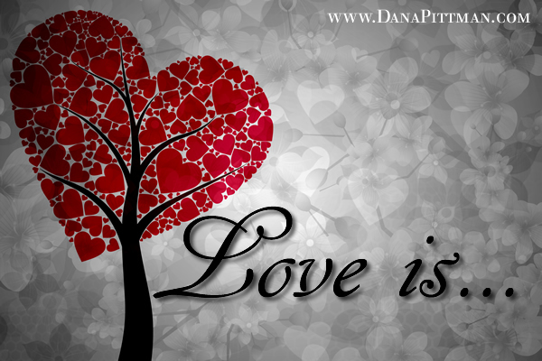 31 Days of Love | Dana Pittman | Write 31 Days