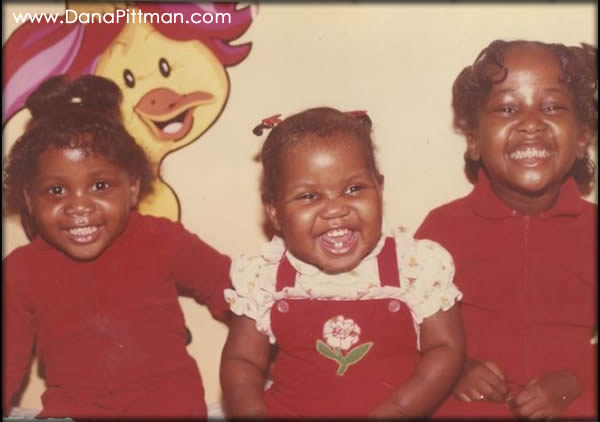 I Love My Sisters by Dana Pittman
