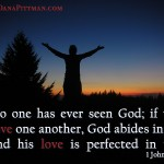31 Days of Love: Jesus Loves Me