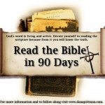 Read the Bible in 90 Days with Dana Pittman