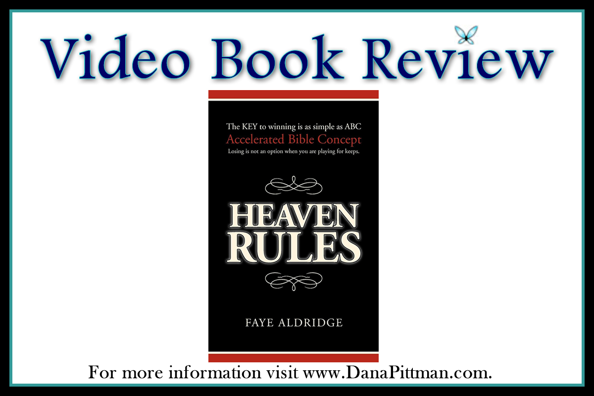 Video Book Review: Heaven Rules by Faye Aldridge
