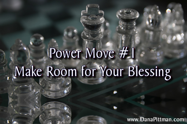 Power Move # 1 by Dana Pittman