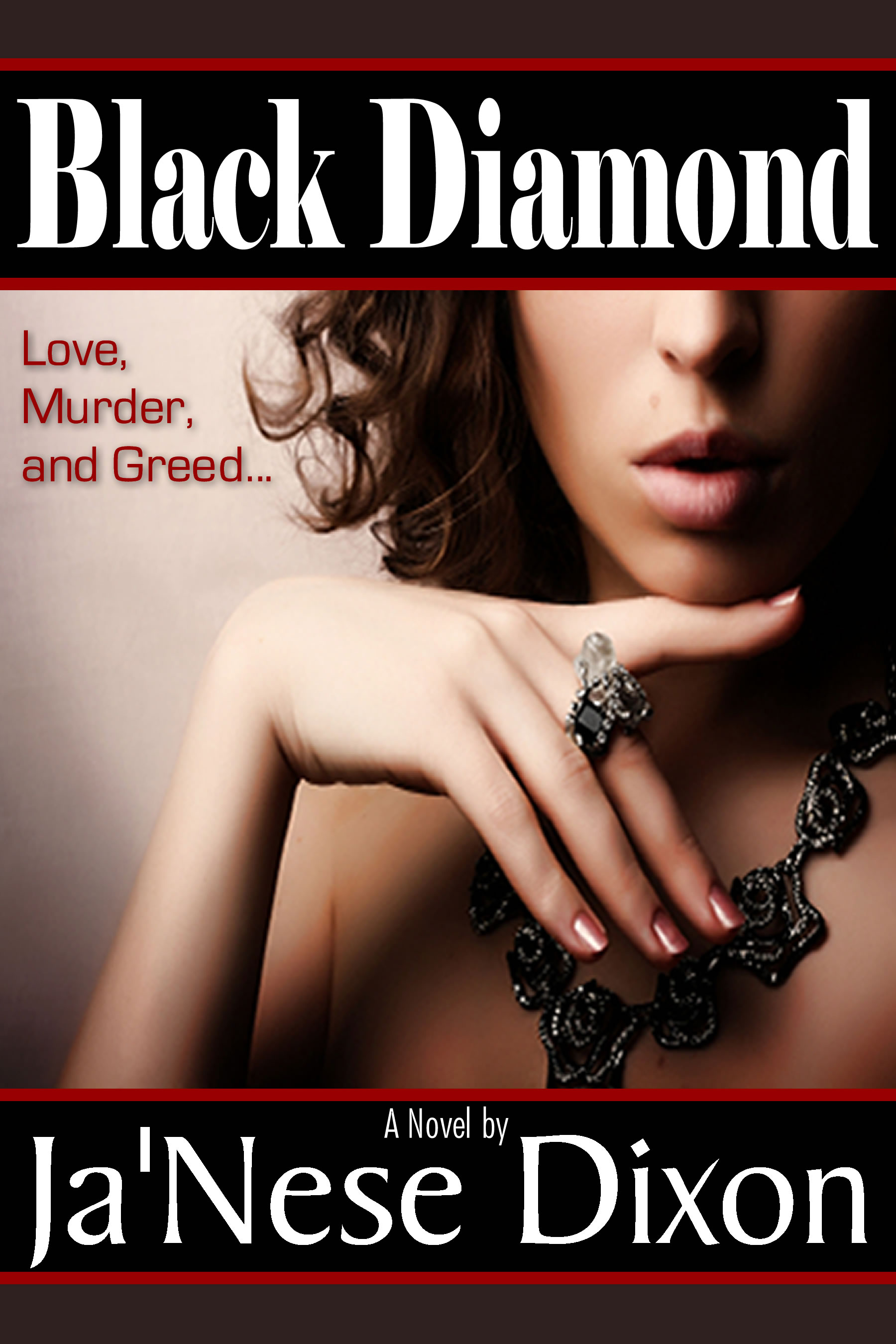 """Black Diamond"" by JaNese Dixon"