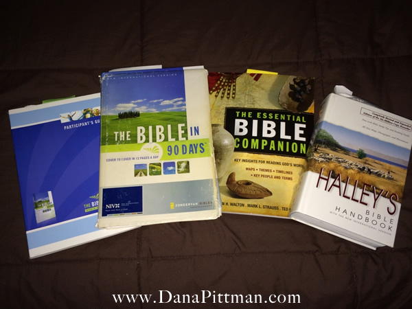 Bible Reading Resources | DanaPittman.com
